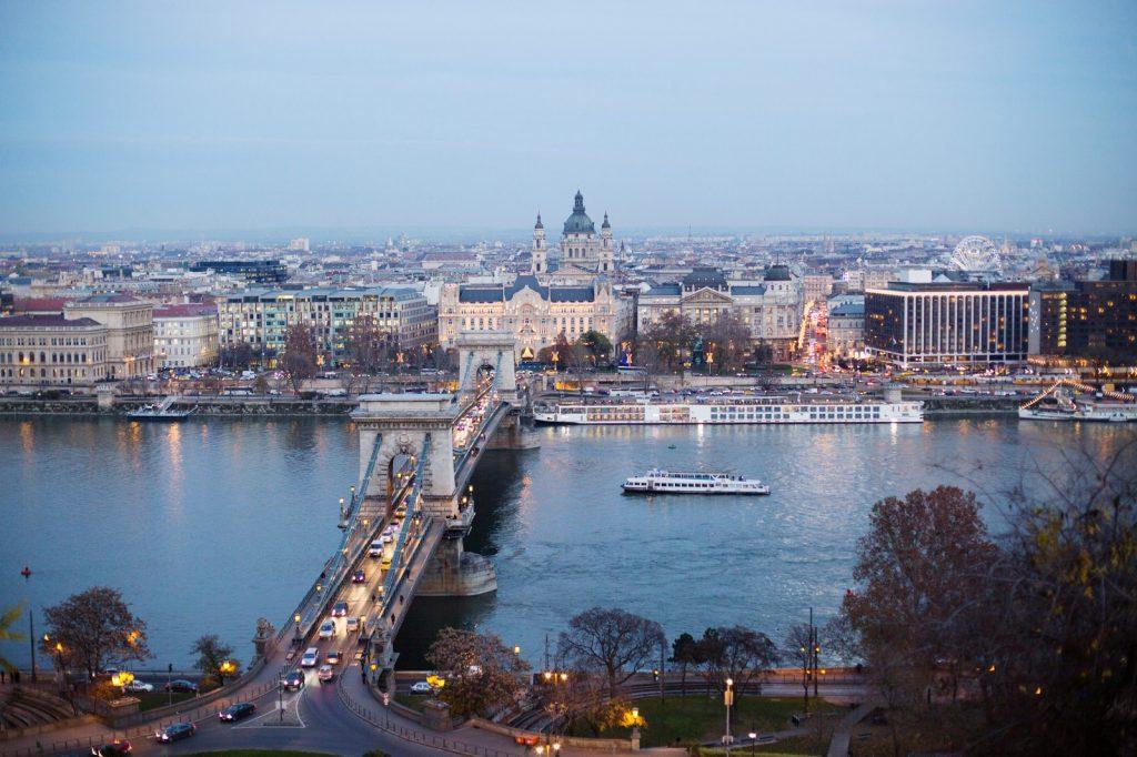 DiningHour - Budapest city image
